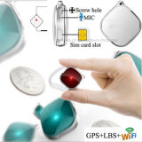 Mini carte GPS Micro SIM pour personne / chat / animal domestique (A9)
