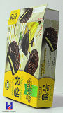 Snack-encargo de papel de cartón de embalaje caja de embalaje de regalo