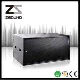 Zsound S218b verdoppeln 18 Zoll-akustischer örtlich festgelegter Installation Subwoofer PROSGS