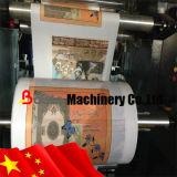 Tres capas de la película de la impresora para el paquete del laminador