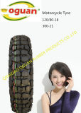 Pneu de moto/chambre à air 300-17 de pneu