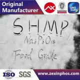 Pureté 68% de l'hexamétaphosphate SHMP/de sodium