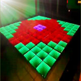 Partij, DJ Lighting 3D Mirror Time Tunnel LED Dance Floor