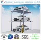 3つのレベルの簡単な持ち上がるタイプ車Parking 装置の駐車システム