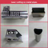 Gefäß-Faser-Laser-Ausschnitt-Maschine des Metall500w für Kohlenstoffstahl, Edelstahl-Gefäße