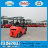 3.0ton Diesel Forklift、Isuzu Engine