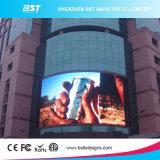 HD Comercial LED publicidad muestra de curvado Disign