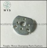 Metal chapeado zinco que carimba partes com elevada precisão (WYS-S153)
