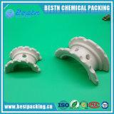 25 mm de cerámica Súper Intalox con una excelente resistencia al calor y ácido