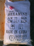 PuderHexamethylenetetramine Urotropine Hexamin des hohen Reinheitsgrad-30~50 des Ineinander greifen-99%