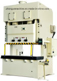 Tipo abierto de alta precisión de doble punto de alimentación de prensa Zyc-250ton