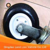 Modelo dos tipos da manufatura da borda plástica da roda de borracha 3.50-4, 3.00-4, 3.50-8