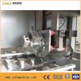 Machine de découpage pour le profil en aluminium de porte de guichet de PVC