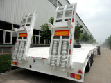 2016 Strong Structure Gooseneck Lowbed Truck Trailer