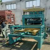 油圧煉瓦作成機械