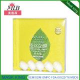 Alimentación hialurónica del ácido/máscara facial de seda de la crema hidratante
