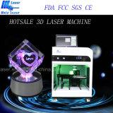 2017高品質第2 3D結晶レーザーの内部の印字機