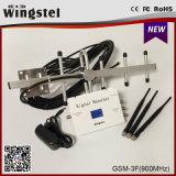Répéteur mobile de signal de GM/M 900MHz avec 3 ports d'intérieur d'antenne