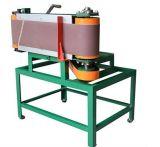 Mini machine de sablage pour la surface en bois supprimant les bavures et meulant