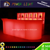 LED geleuchteter Möbel-Plastikstab-Kostenzähler