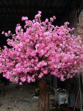Plantas e flores artificiais da árvore de cereja Gu1120194335