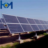 100W a 300W Doppio-Arc Glass Solar Panel Glass per Module