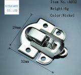 Für Kasten-Beutel-Handtaschen-Kasten Hardward Scharnier-Griff-Kippeckbefestigungs-Verschlüsse sperren
