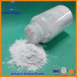 Ставить активированный веществом порошок на якорь глинозема