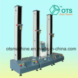 Máquina de prueba extensible tablero de la sola columna