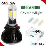 G5 차 옥수수 속 LED 맨 위 가벼운 램프 헤드라이트 H1 H3 H4 H7 H11 9005 9006