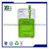 3 загерметизированный сторонами пластичный мешок фольги для лицевого щитка гермошлема