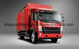 [لوو بريس] 4*2 [هووو] شاحنة من النوع الخفيف, صندوق شاحنة