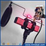 Микрофон радиотелеграфа диктора Kh-M1 Handheld Bluetooth