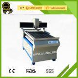 Máquina del CNC del metal de la fuente 3D de la fábrica de Ql-6090 China mini