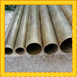 Pulido tubo de bronce / latón pulido Tubo