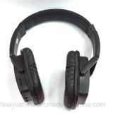 FM와 마이크로 SD를 가진 Bluetooth 무선 헤드폰