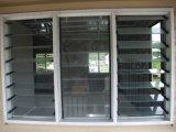Grelha Windows do PVC do vidro Tempered feito em China