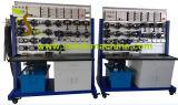 Equipo hidráulico del experimento del banco de trabajo del entrenamiento del amaestrador hidráulico del amaestrador de la mecatrónica