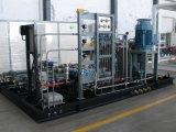 Compressor industrial CNG Compressor para Daughter Station 37kw