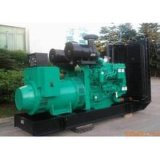 Cummins, 640kw, Portable, pabellón silencioso, sistema de generador diesel de Cummins Engine