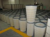 Elemento del filtro de aire del compresor de turbina de gas Ccaf
