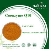 Pó da coenzima Q10 de 98% para o cuidado de pele CAS: 303-98-0