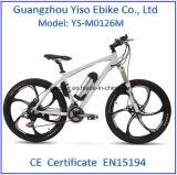 Bicicletas elétricas do estilo de MTB com escolha traseira do motor 36V 250W de Bafang melhor para o mercado europeu do leste