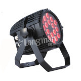 18*10W Full RGBW 4 in-1 Stage Light Made en Chine