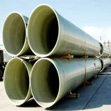 Tubes ronds en fibre de verre / tube FRP / tuyau en GRP