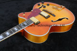 Guitare Sunburst de jazz du classique L-5