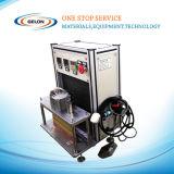Máquina superior del lacre como máquina de la producción de la célula de la bolsa del litio