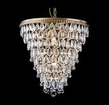 Lâmpada de cristal do candelabro (WHG-625)