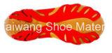 Quatre semelle de la couleur TPR pour la chaussure