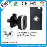 Support de téléphone magnétique Carve Convex avec iPhone